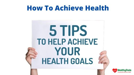 Tips To Health