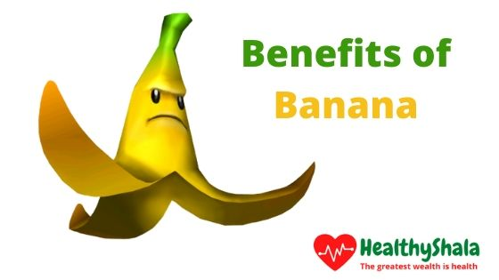 Calories in Banana| 10+ Amazing Health Benefits of Banana