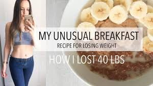Unusual weight loss