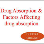 medicines can change the absorption of any other drug