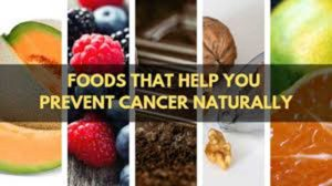 prevent cancer naturally