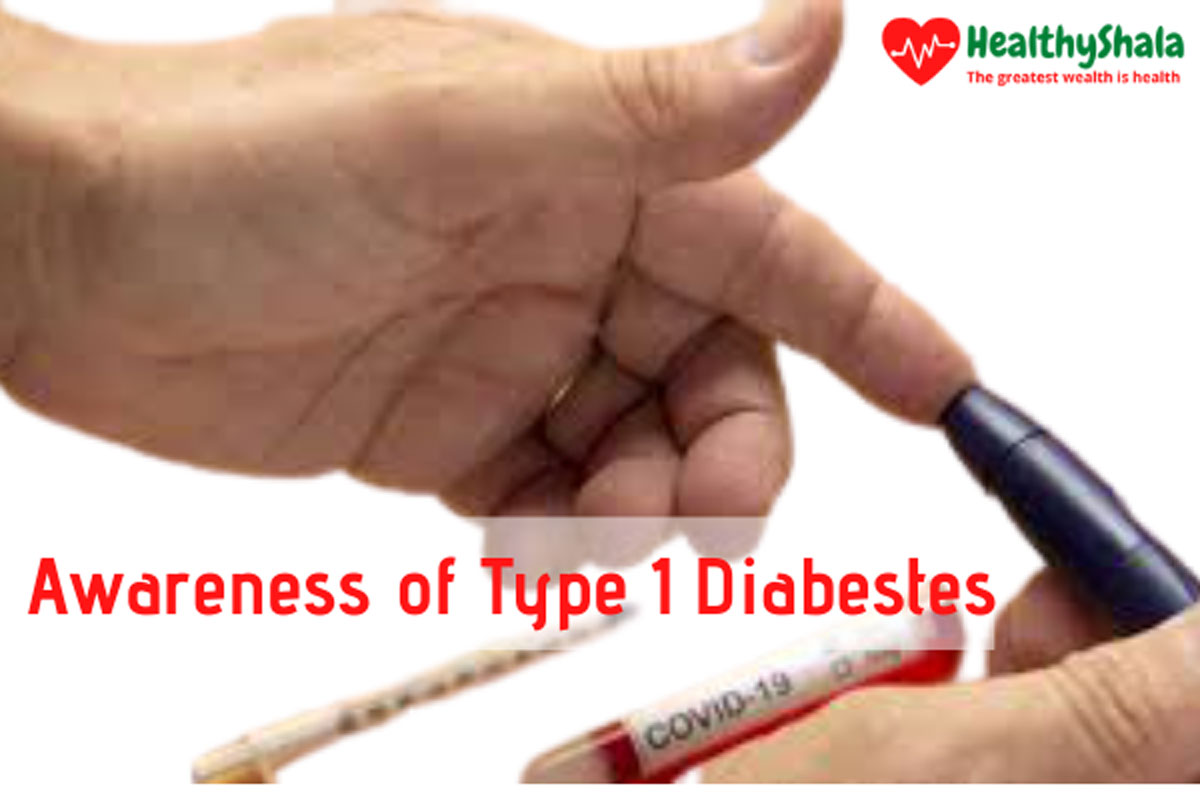 Amazing Tips Of Type 1 Diabetes | Causes, Symptoms, Preventions | Healthy Shala