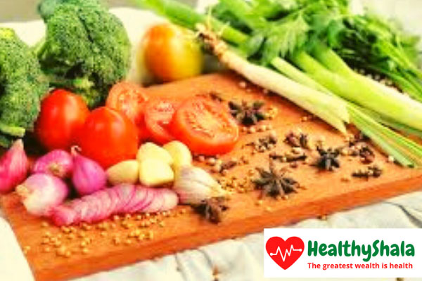 healthy foods for healthy lifestyle