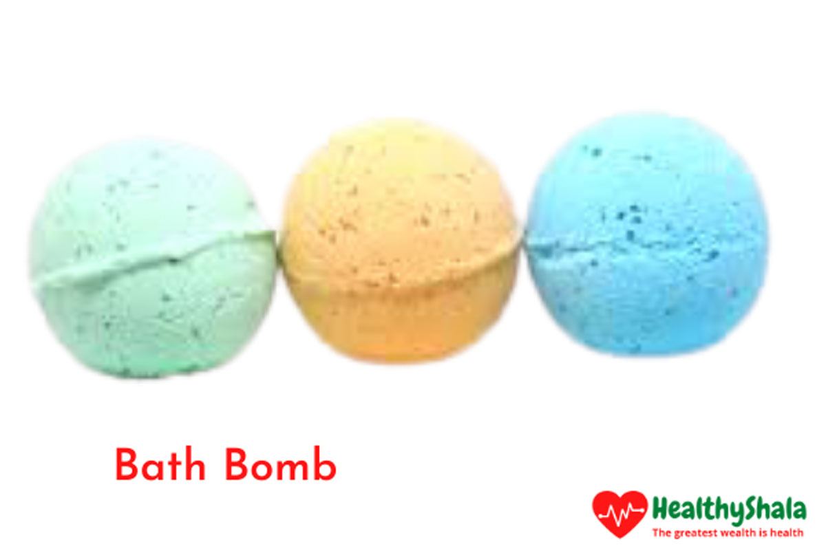 What Is a Bath Bomb? DIY Bath Bomb Recipe And Its Use?