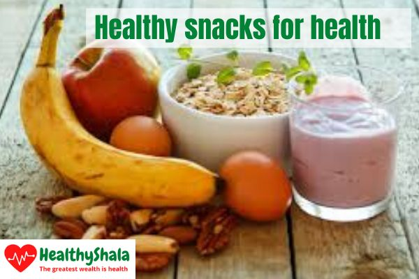 health snacks to eat