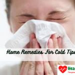 10 Natural And Home Remedies For Cold That Works 1