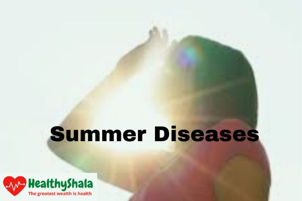 Common Summer Diseases