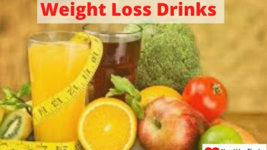Photo of Best Weight Loss Drinks With Homemade Recipes