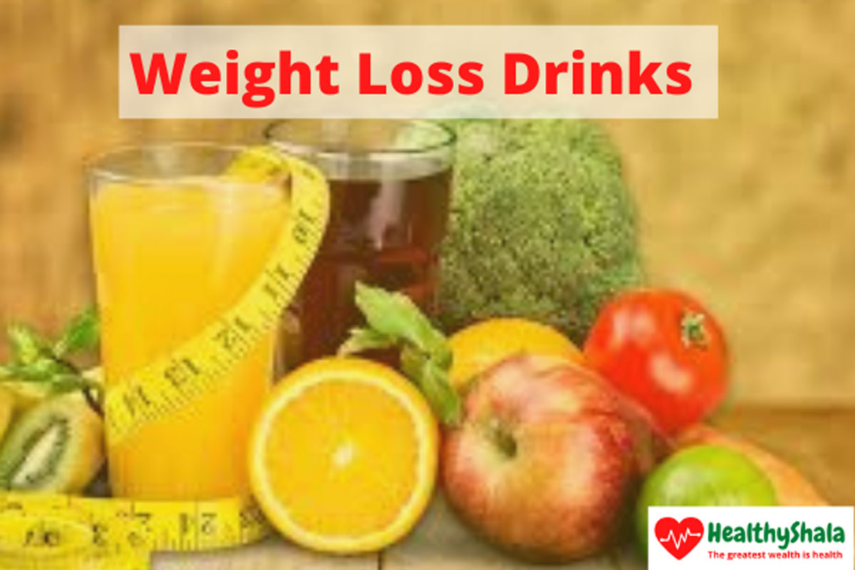 Best Weight Loss Drinks With Homemade Recipes