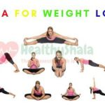 Asanas for weight loss