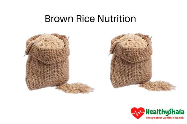 brown rice nutrition